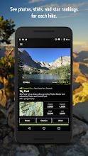 National Park Trail Guide screenshot thumbnail