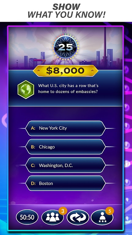 Who Wants to Be a Millionaire? Trivia & Quiz Game poster 0