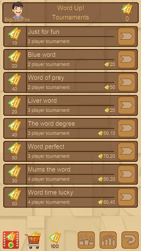 Word Up!, word search puzzle game 5.10.40 screenshots 2