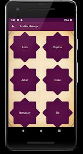 Azan Azkar 1.5.4 Screenshots 6