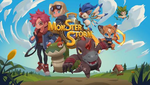Monster Storm2 Online  screenshots 1