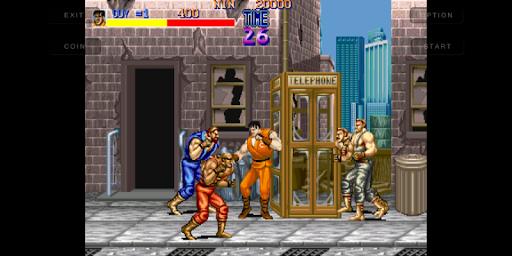 Final Fight Classic Edition apkslow screenshots 2