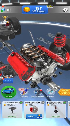 Cars Inc. 1.7.0 screenshots 1