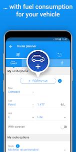 ViaMichelin GPS Traffic Speedcam Route Planner 4