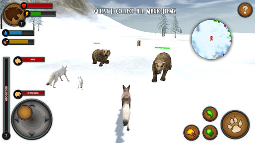 Foxes of the Arctic 1.2 screenshots 3