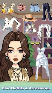 Vlinder Story:ドレスアップゲーム、ファッションドール