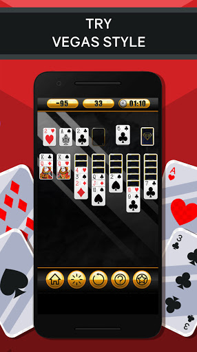 Solitaire free Card Game 2.2.2 screenshots 5