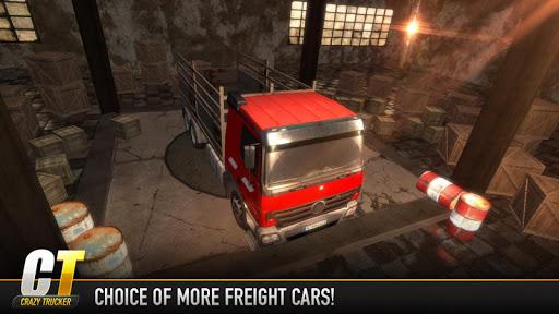 Crazy Trucker  screenshots 3