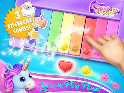 Pony Sisters Pop Music Band - Play, Sing & Design 6.0.24419 Screenshots 24
