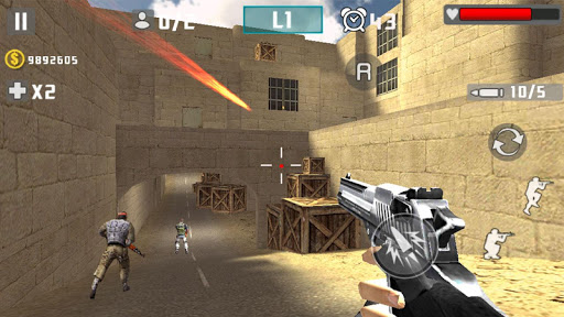 Gun Shot Fire War  screenshots 3