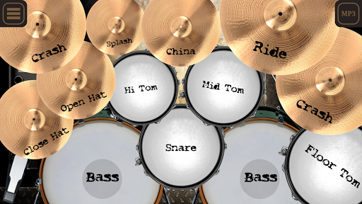 Drums apktram screenshots 3