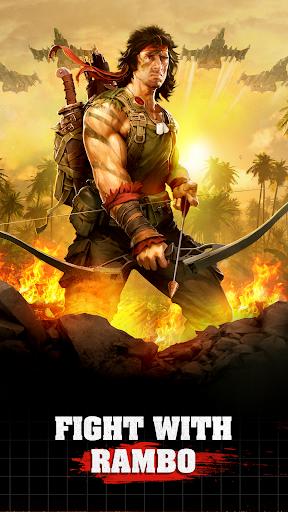 Rambo Strike Force  screenshots 1