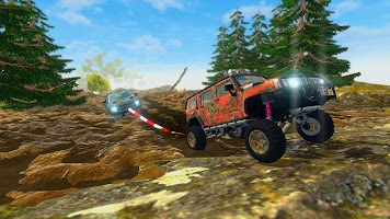 Offroad Simulator 2021: Mud & Trucks