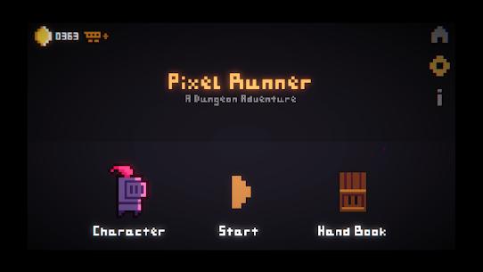 Pixel Runner: A Dungeon Adventure Mod Apk (Unlimited Money) 5