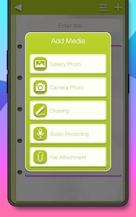 My Color Note Notepad 1.5.6 Screenshots 7