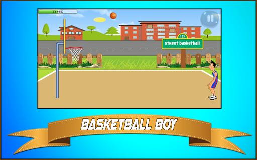 basketball boy – basket shot screenshot 2