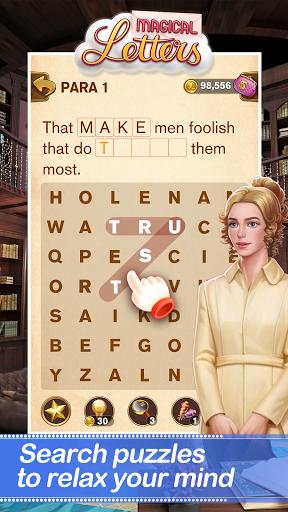 Word Holiday: Crossword & Design 2.3.4 screenshots 8
