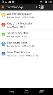 Santos Tour Down Under Tour Tracker