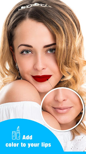 Face Enhancer - Photo Face Blemishes Remover 1.3 Screenshots 3