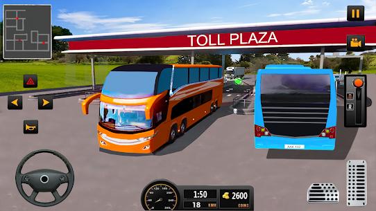Free US Modern Coach Bus  Ultimate Transport 2021 4