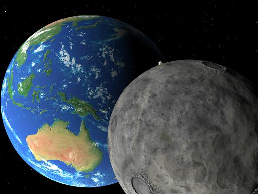 VR Moon Landing Roller Coaster 360 Virtual Reality 1.13 screenshots 9