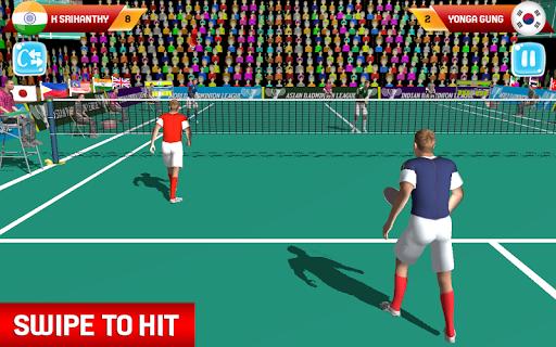 Top Badminton Star Premier League 3D 1.3 screenshots 3