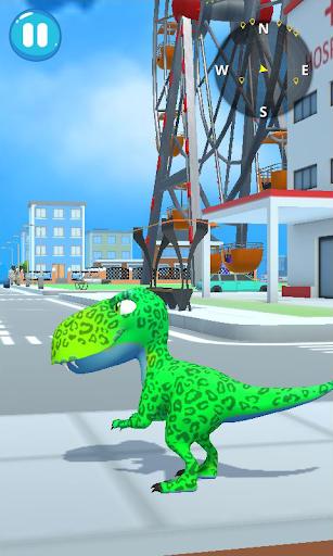 Talking Dinosaur  screenshots 1