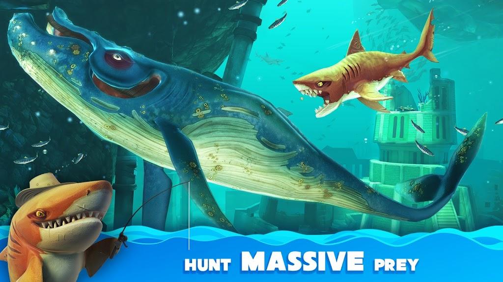 Hungry Shark World poster 6