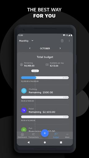 Mobills Budget Planner and Track your Finances apktram screenshots 4