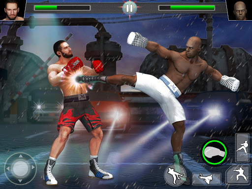 Kick Boxing Games: Boxing Gym Training Master  screenshots 10
