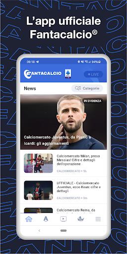 Fantacalcio u00ae Serie A TIM screenshots 1