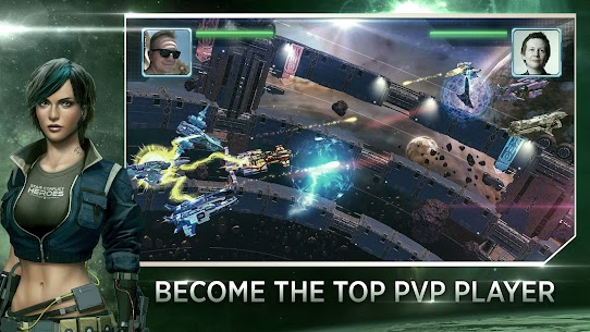 Star Conflict Heroes 3D RPG Online Mod Apk (Unlimited Money) 3