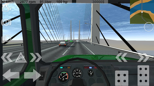 Russian Light Truck Simulator 1.6 screenshots 2