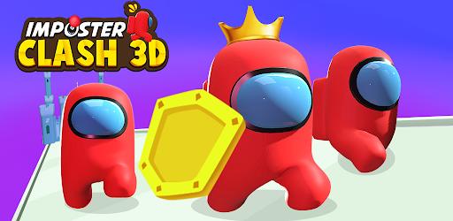 Imposter Clash 3D  screenshots 1