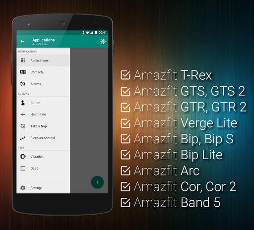 Tools & Amazfit screenshot 1