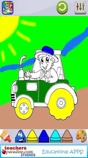 Coloring Book for Kids screenshots 18