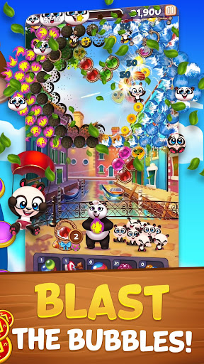 Bubble Shooter: Panda Pop! 9.6.001 screenshots 22