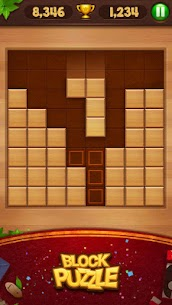 Wood Block Puzzle  For Pc (Download Windows 7/8/10 And Mac) 1