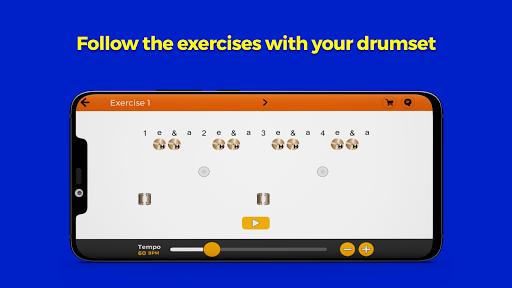 Drumatica Funk Grooves 8 Apk 1.0 screenshots 3