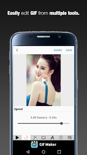 GIF Maker  - GIF Editor 1.2.3 Screenshots 4