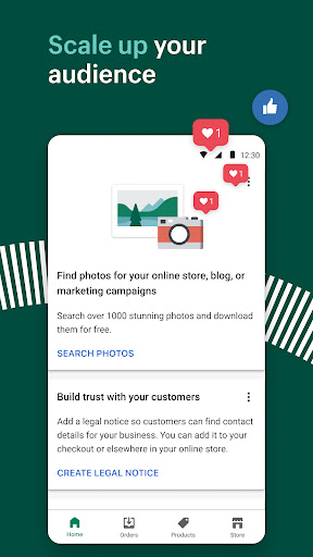 Shopify - Your Ecommerce Store apktram screenshots 5