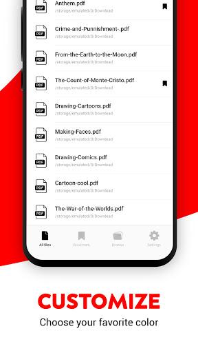PDF Reader - PDF Viewer apktram screenshots 5
