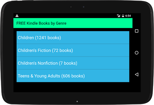 FREE Kindle Books for Juniors For PC Windows (7, 8, 10, 10X) & Mac Computer Image Number- 6