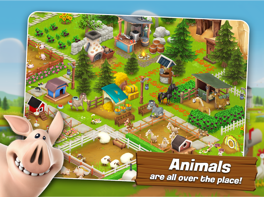 Hay Day poster 10