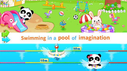 Baby Panda Kindergarten 8.53.00.00 screenshots 8