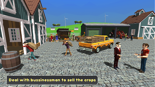 Virtual Farm Life Simulator  Family House Games Apk Download 3