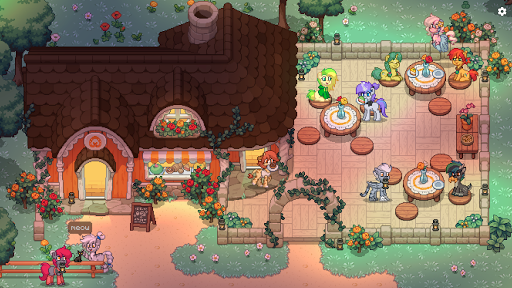 Pony Town - Social MMORPG screenshots 16