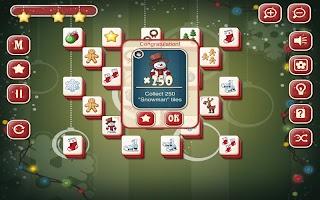 Christmas Mahjong HD