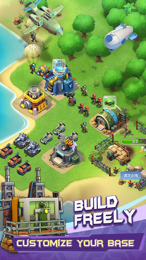 Top Defense:Merge Wars 1.0.57 screenshots 3