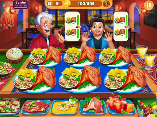 Cooking Crush: New Free Cooking Games Madness 1.2.6 screenshots 12
